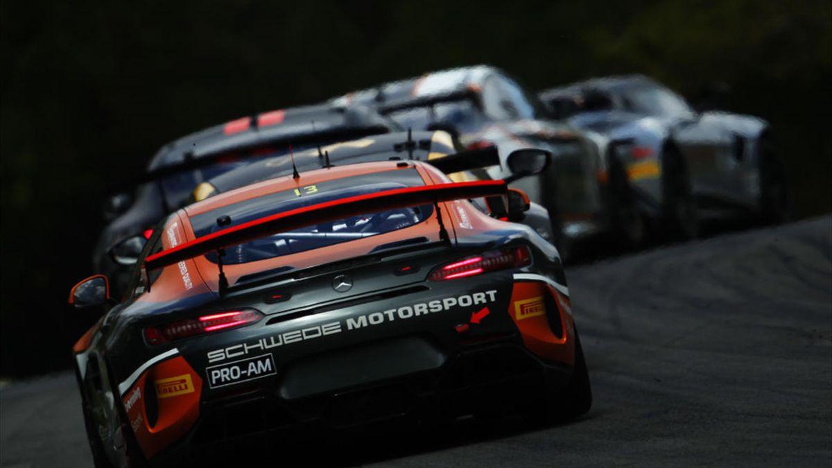 Blancpain GT Series, in arrivo la 24 ore di Spa