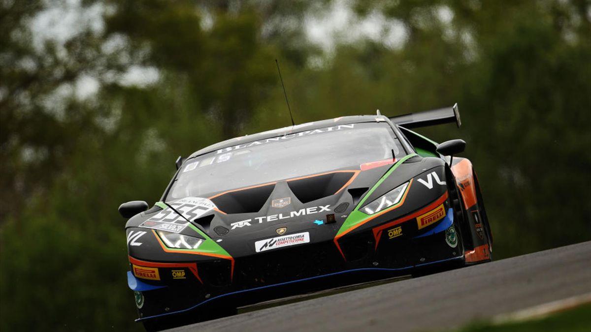 Francorchamps: Victoria doble de Porsche en las 24 horas de Spa