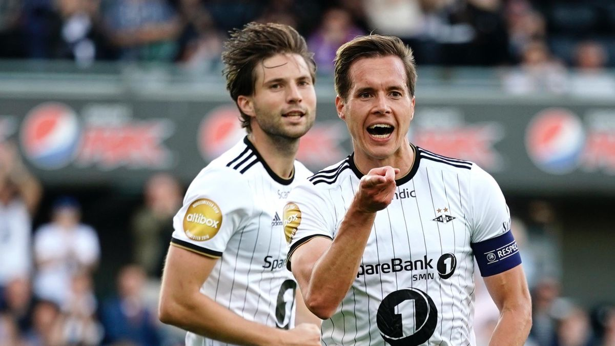 Rosenborgs Anders Konradsen