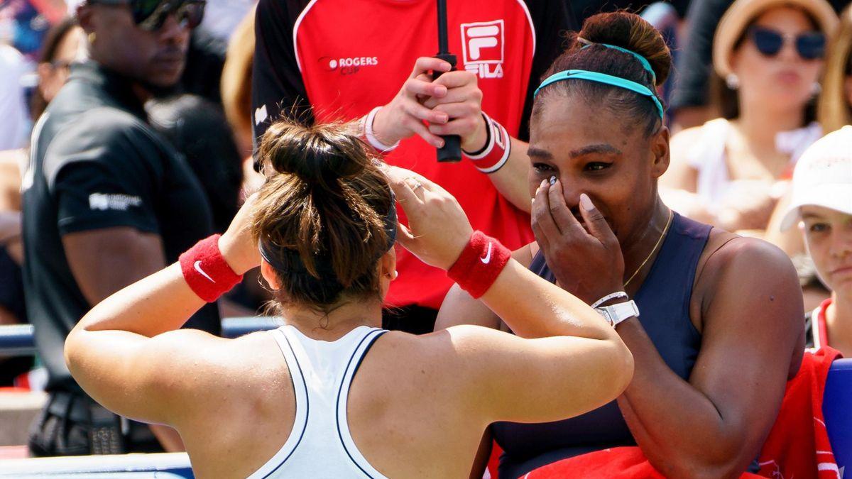 Bianca Andreescu vence a Serena Williams