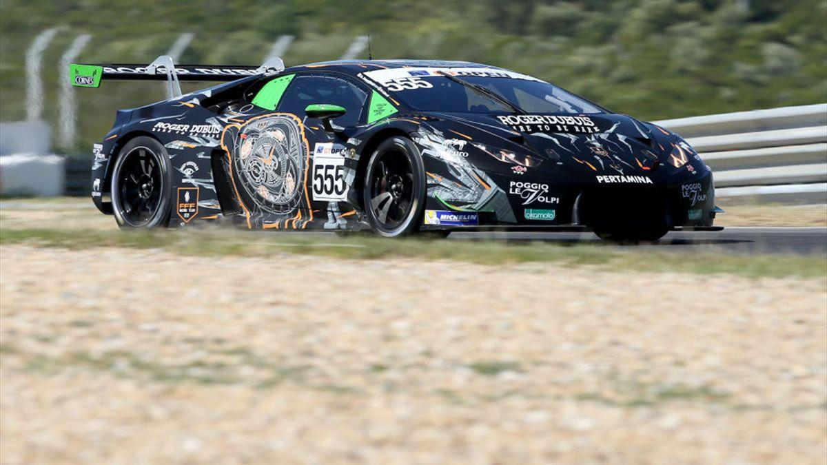 Blancpain GT World Challenge Europe, appuntamento a Nürburgring