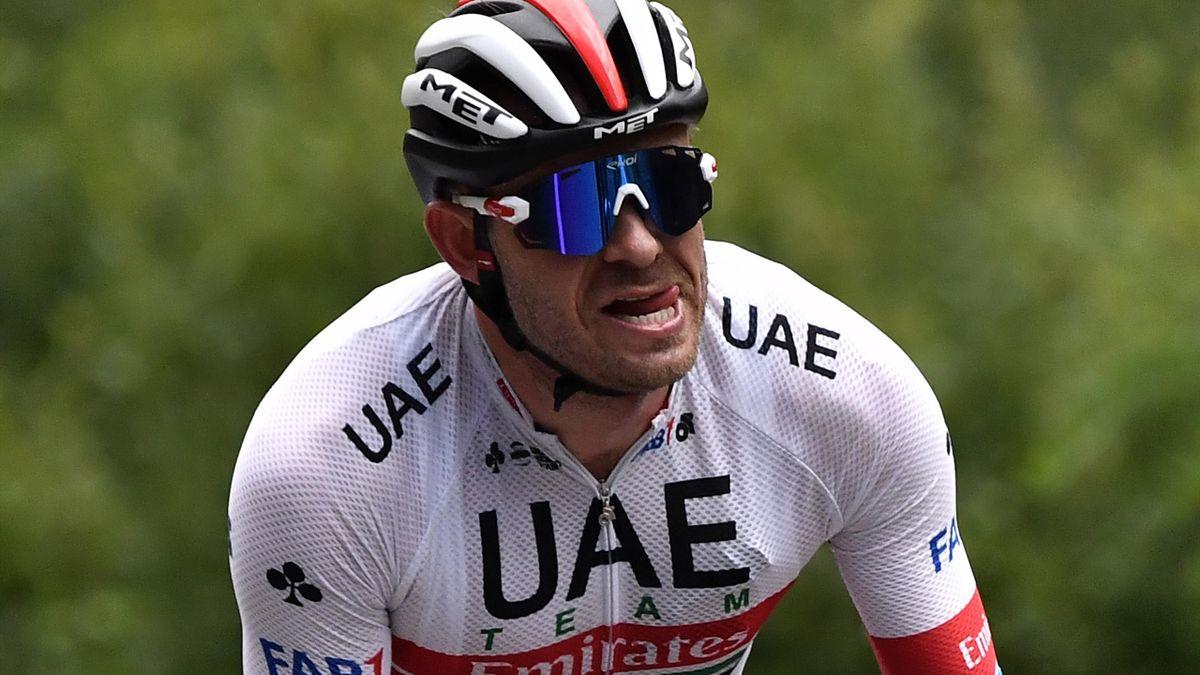 Alexander Kristoff gewann die zweite Etappe