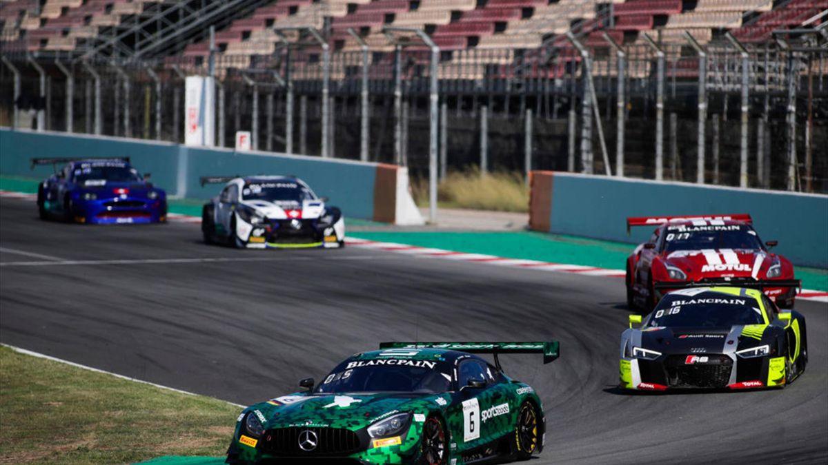 Blancpain GT: victoria de Caldarelli y Mapelli en Nürburgring