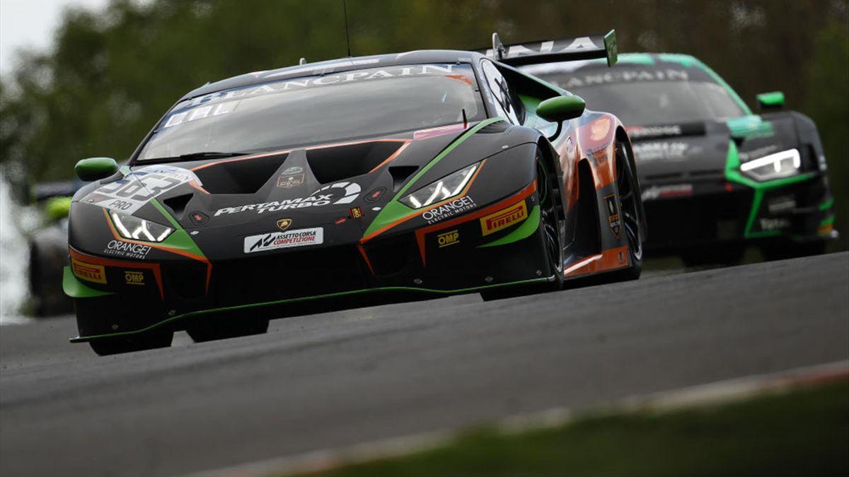 Lamborghini gewinnt erstes von zwei Rennen auf dem Nürburgring