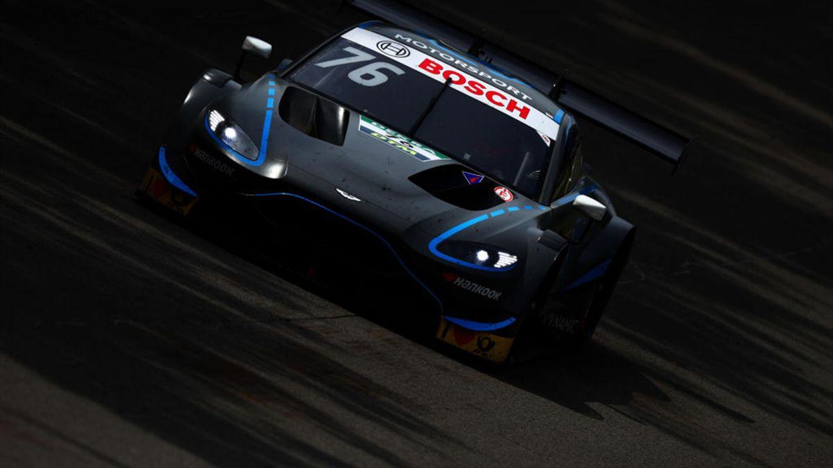 Blancpain GT World Challenge Europe, la R-Motorsport al primo trionfo