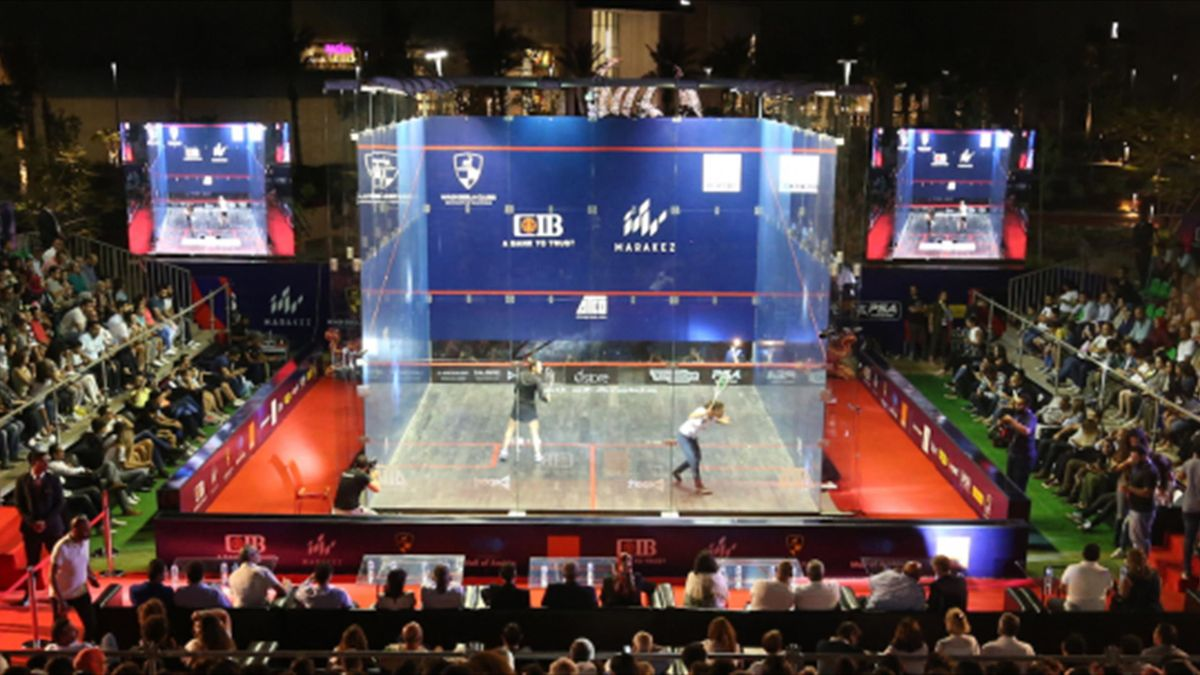 PSA World Tour schedule announced for 2019-20