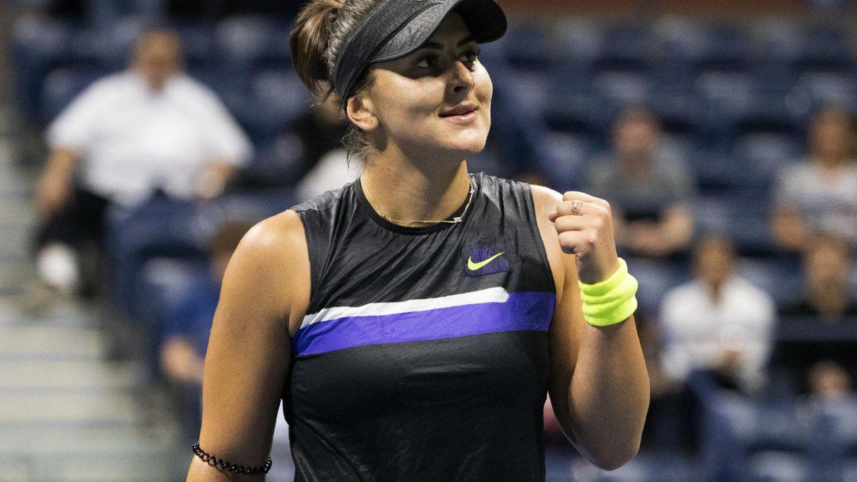 Triumphiert bei den US Open: Bianca Andreescu