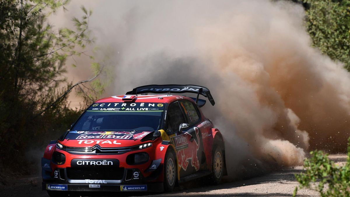 Sebastien Ogier gewann die Rallye Türkei