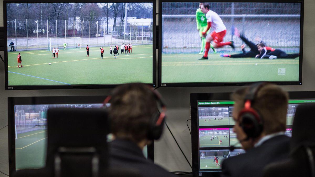 Video Assistant Referee erstmals in der Euro-League