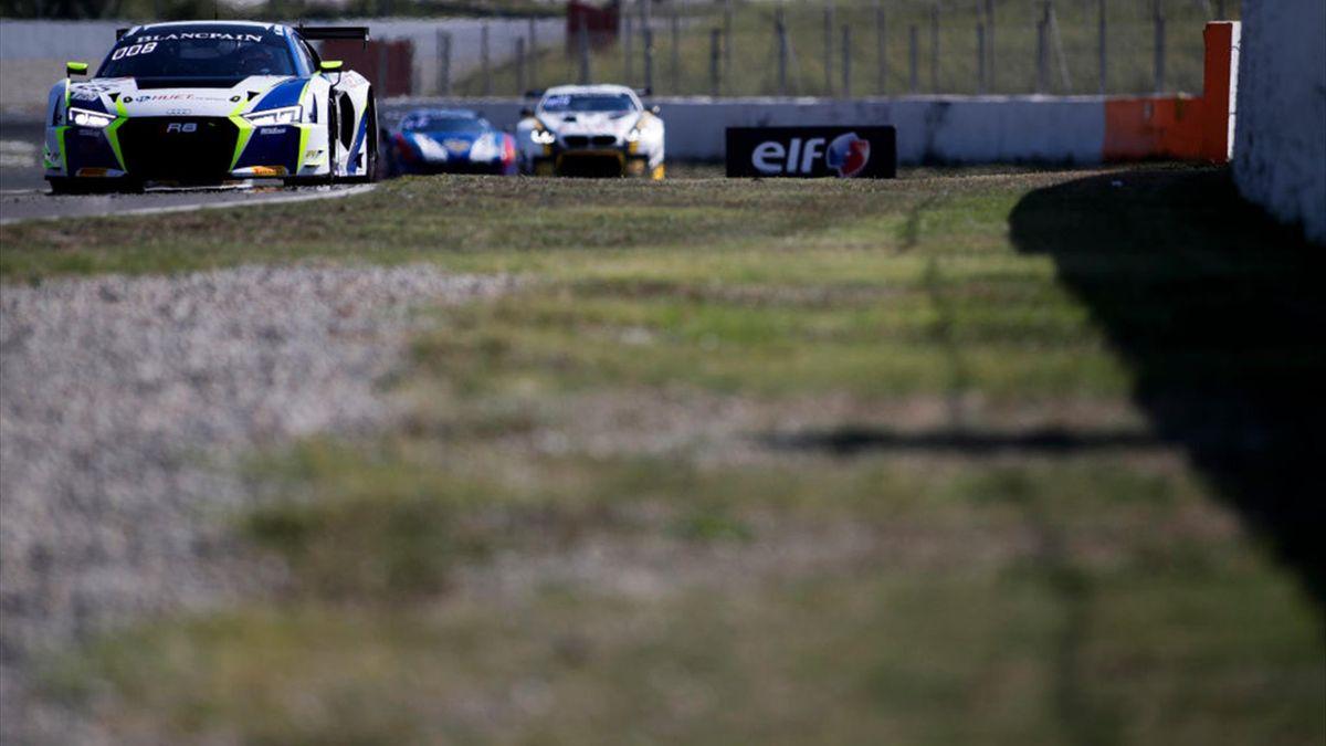 High Noon um den Blancpain GT Titel in Barcelona