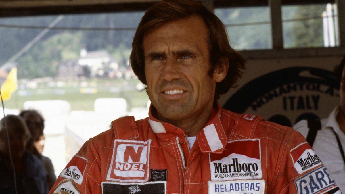 Carlos Reutemann (Williams) - GP of Brazil 1981