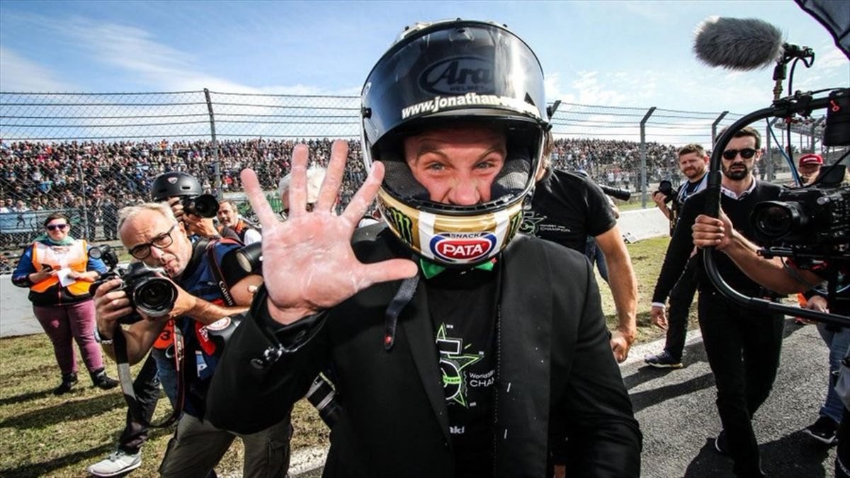 Jonathan Rea (Superbikes)