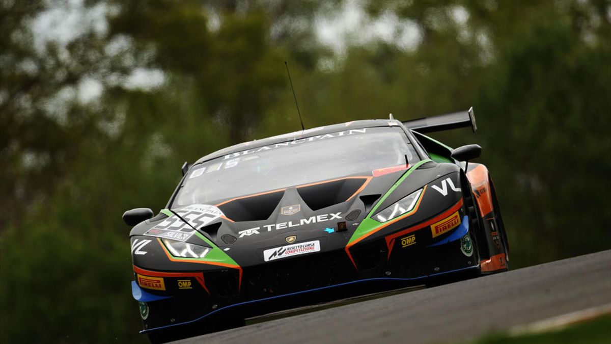 Orange 1 Team FFF remporte les Blancpain GT Series 2019 en écrasant la concurrence