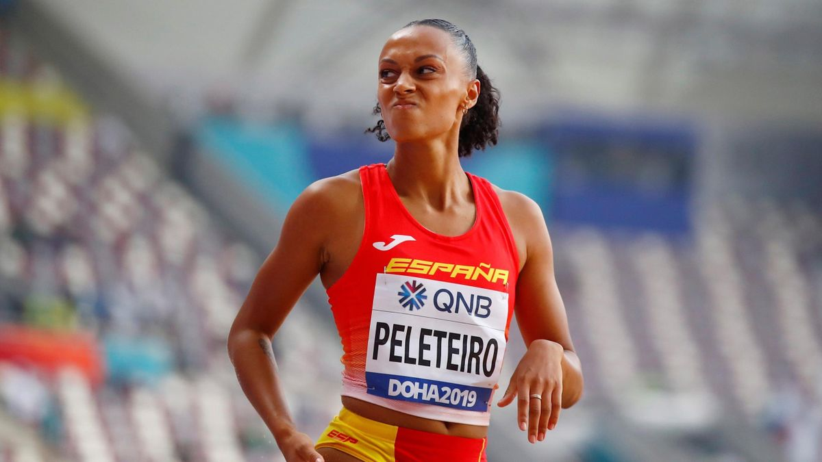 Ana Peleteiro Doha atletismo