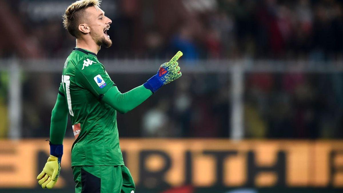 Serie A | Ionuț Radu, portarul român împrumutat de Inter la Parma