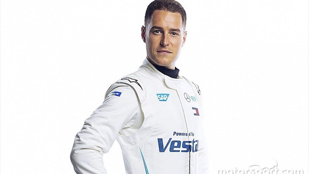 Chez Mercedes, Vandoorne n'envisage pas un retour en F1