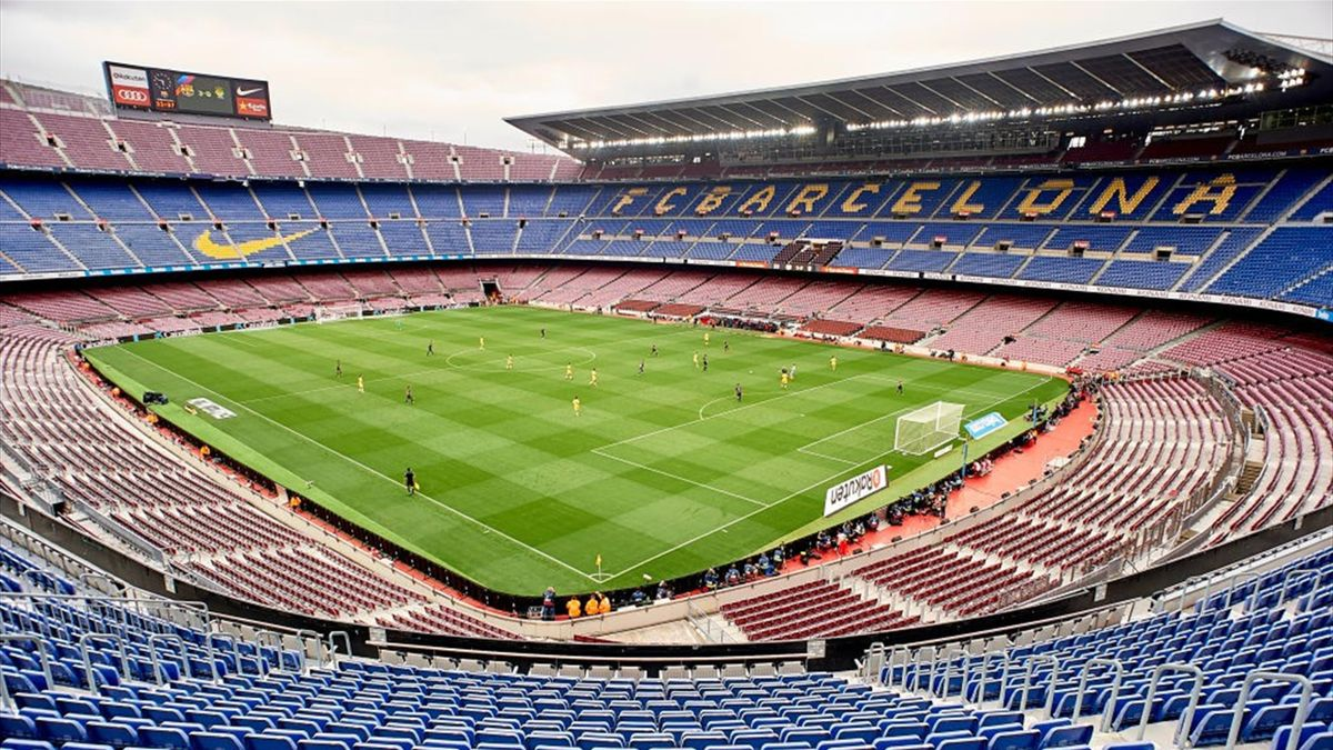 Camp Nou 1 octubre