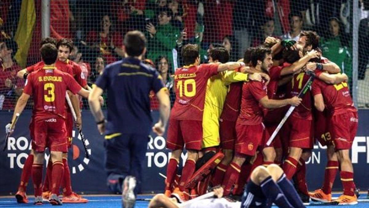 España hockey