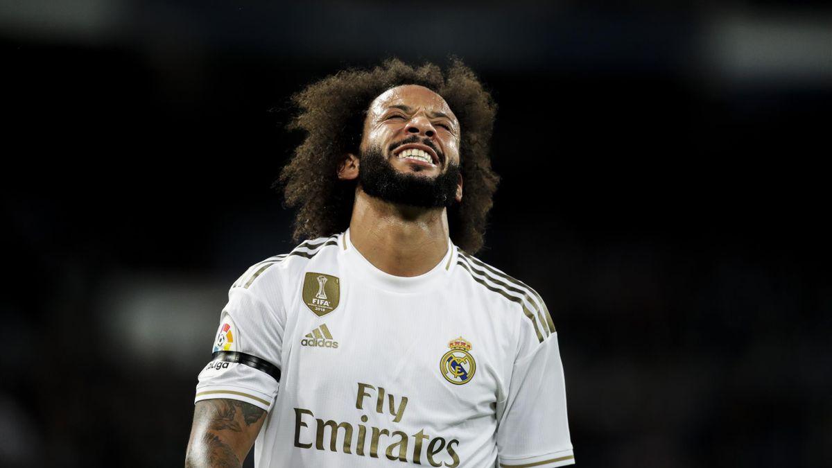 Marcelo en el Real Madrid - Leganés