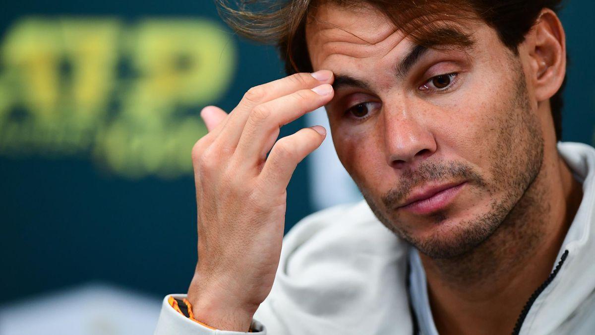 Halbfinale: Rafael Nadal muss verletzungsbedingt absagen