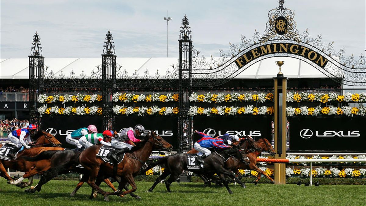 Vow And Declare wins Melbourne Cup as runner-up Dettori demoted to fourth