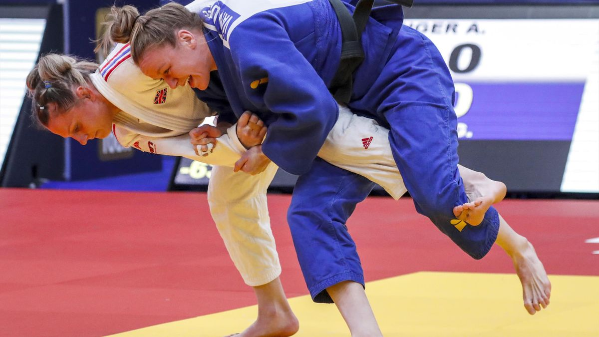 McKenzie and Schlesinger in the medals at Oceania Open in Perth