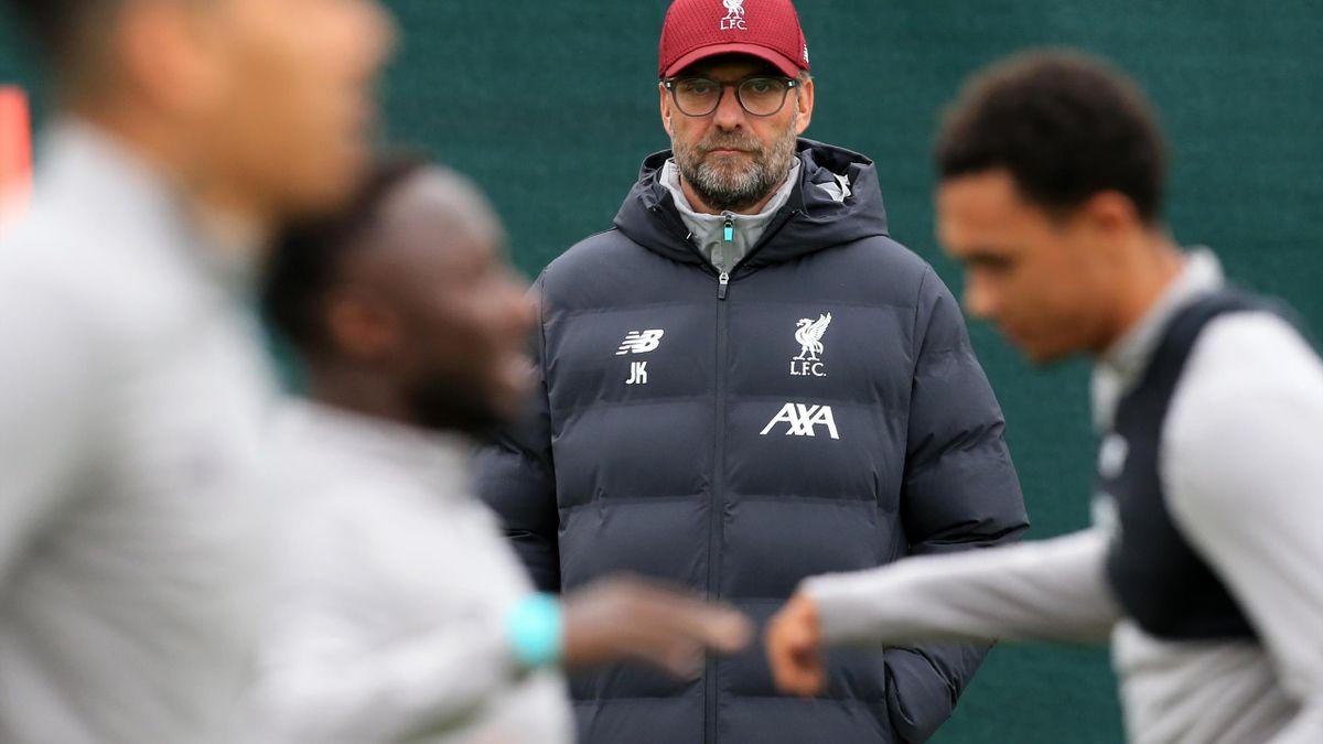 Intensives Programm für Liverpool und Jürgen Klopp