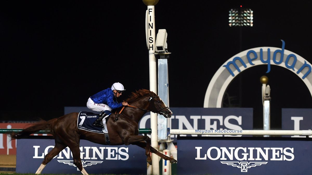Watson saddles all six winners on record-breaking night at Meydan