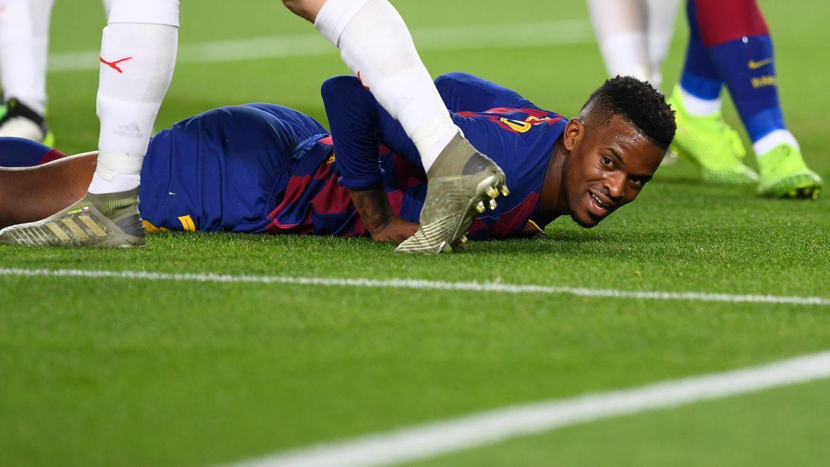 Nelson Semedo fehlt gegen Dortmund verletzungsbedingt