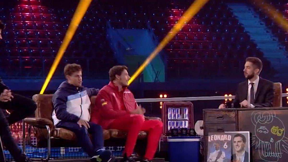 Broncano Hace Sufrir A Carreno Y Schwartzman Con El Tema Del Dinero En La Resistencia Eurosport