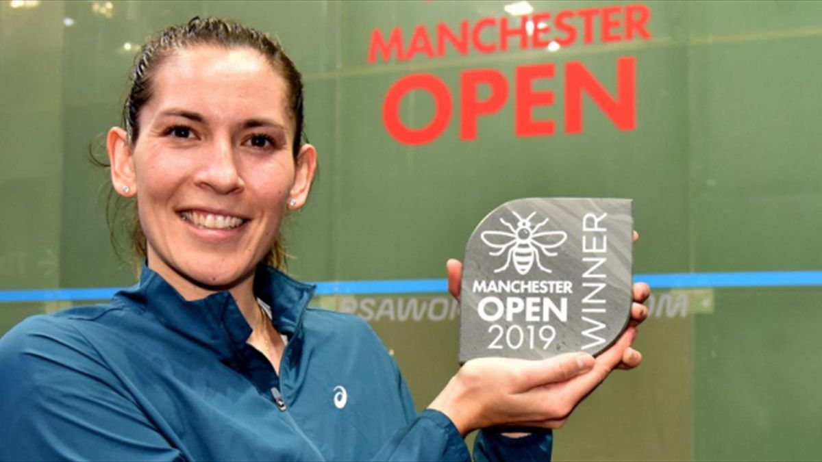 Manchester Open returns in 2020 with men's and women's squash tournament