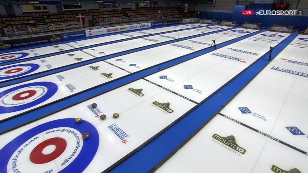 Curling ewakuacja