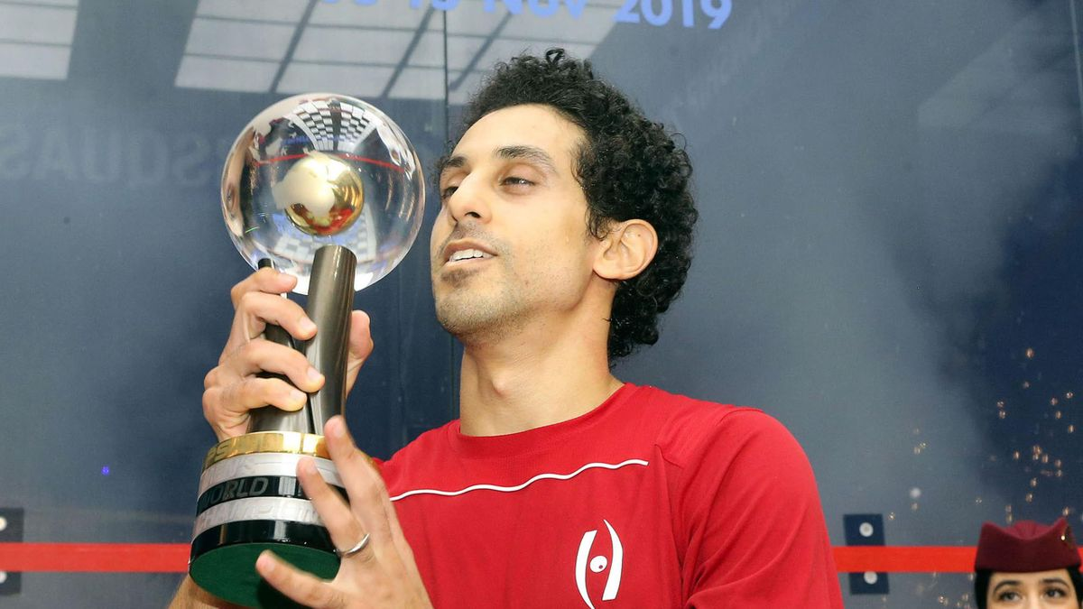 Momen crowned men's World Squash Champion