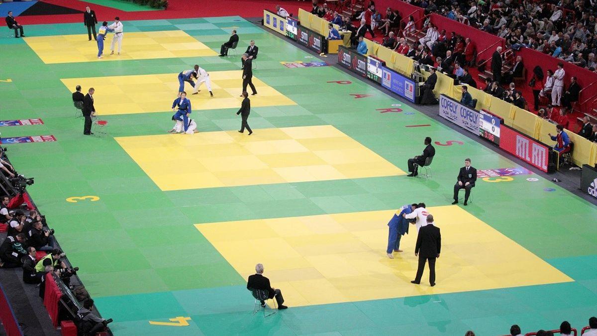 Judo Eurosport 2