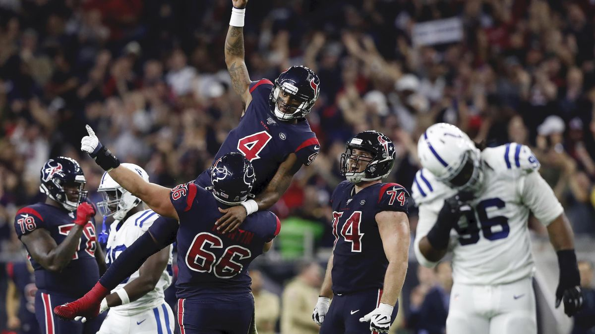 NFL Fallout: Texans top AFC South, Ravens QB leads Pro Bowl voting, Kaepernick workout criticised