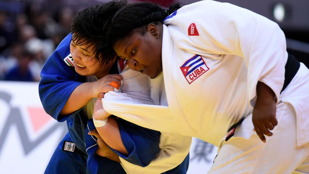Akira first to qualify for 2020 Olympics as Japanese judoka dominate Osaka Grand Slam