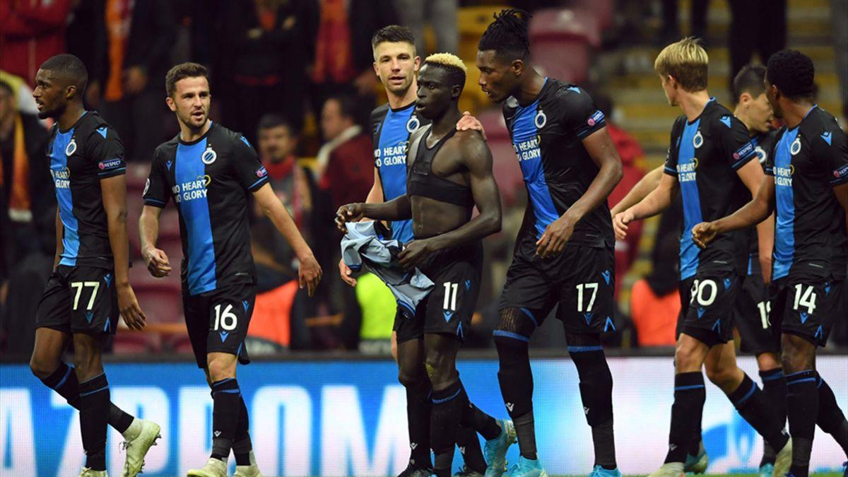 Der FC Brügge lässt gegen Galatasaray Punkte liegen
