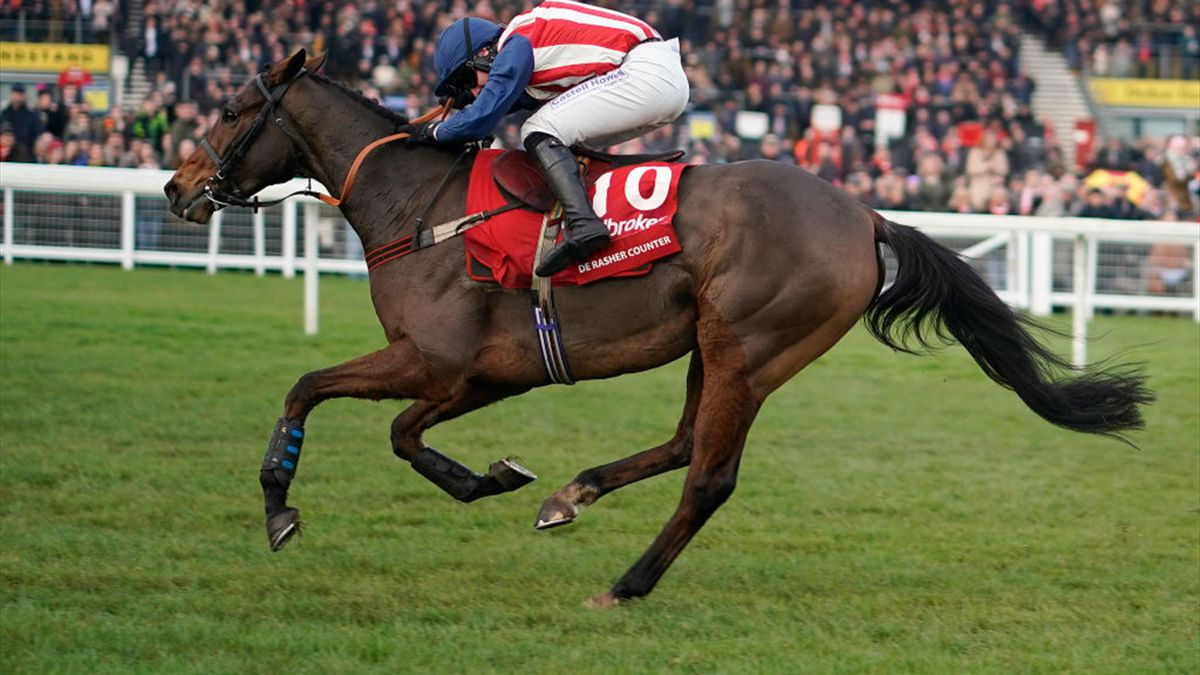 De Rasher Counter lands Ladbrokes Trophy Chase for Lavelle at Newbury