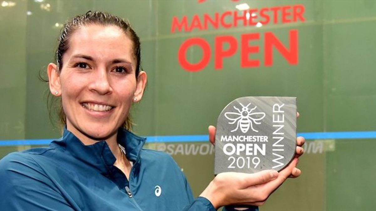 Manchester Squash Open tickets on sale