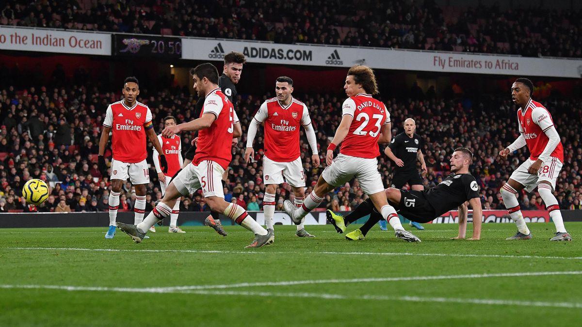 Krise immer schlimmer: Arsenal verliert gegen Brighton