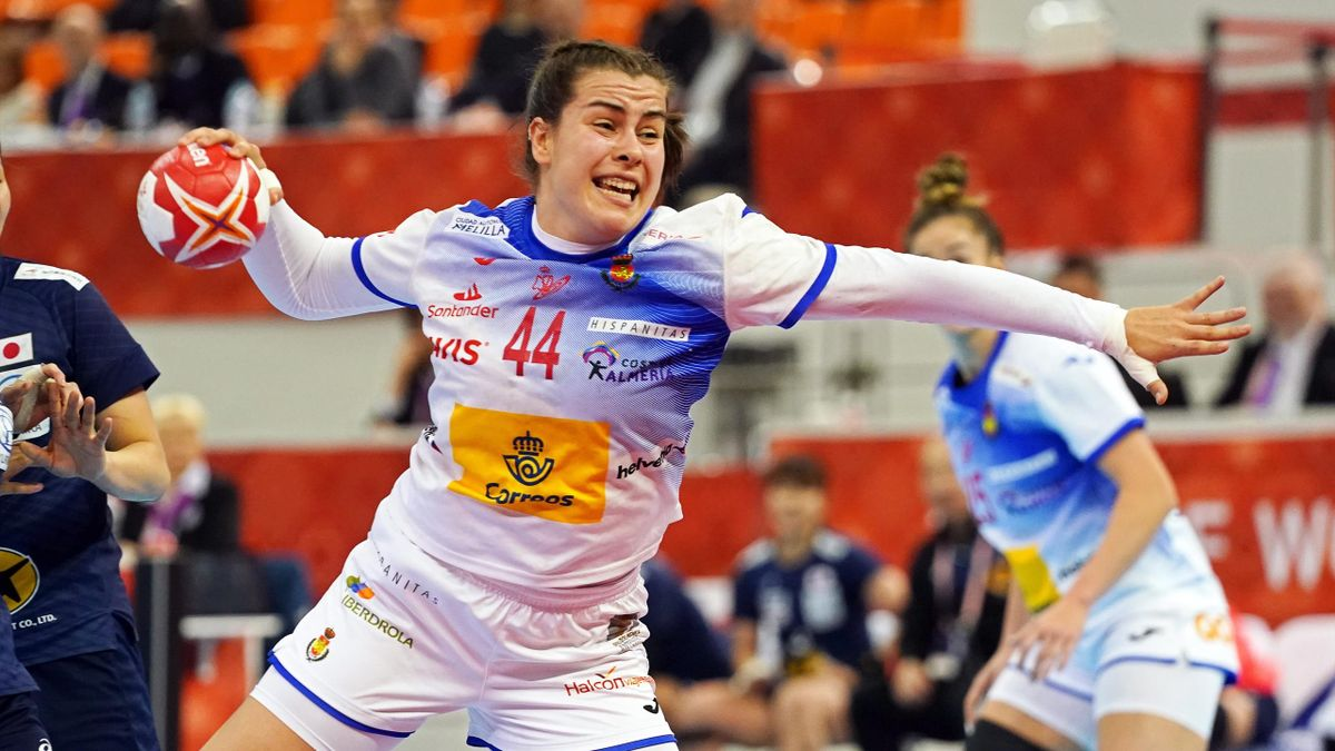 Las Guerreras, Mundial de balonmano femenino: Japón-España