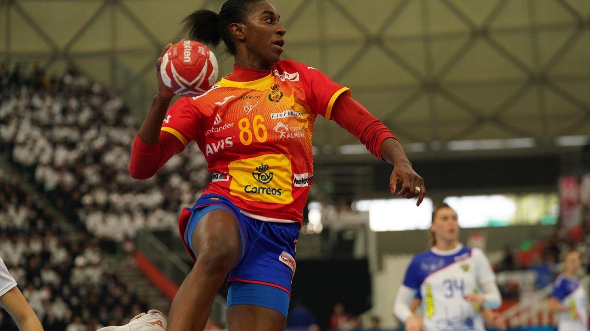 España, Mundial femenino de balonmano