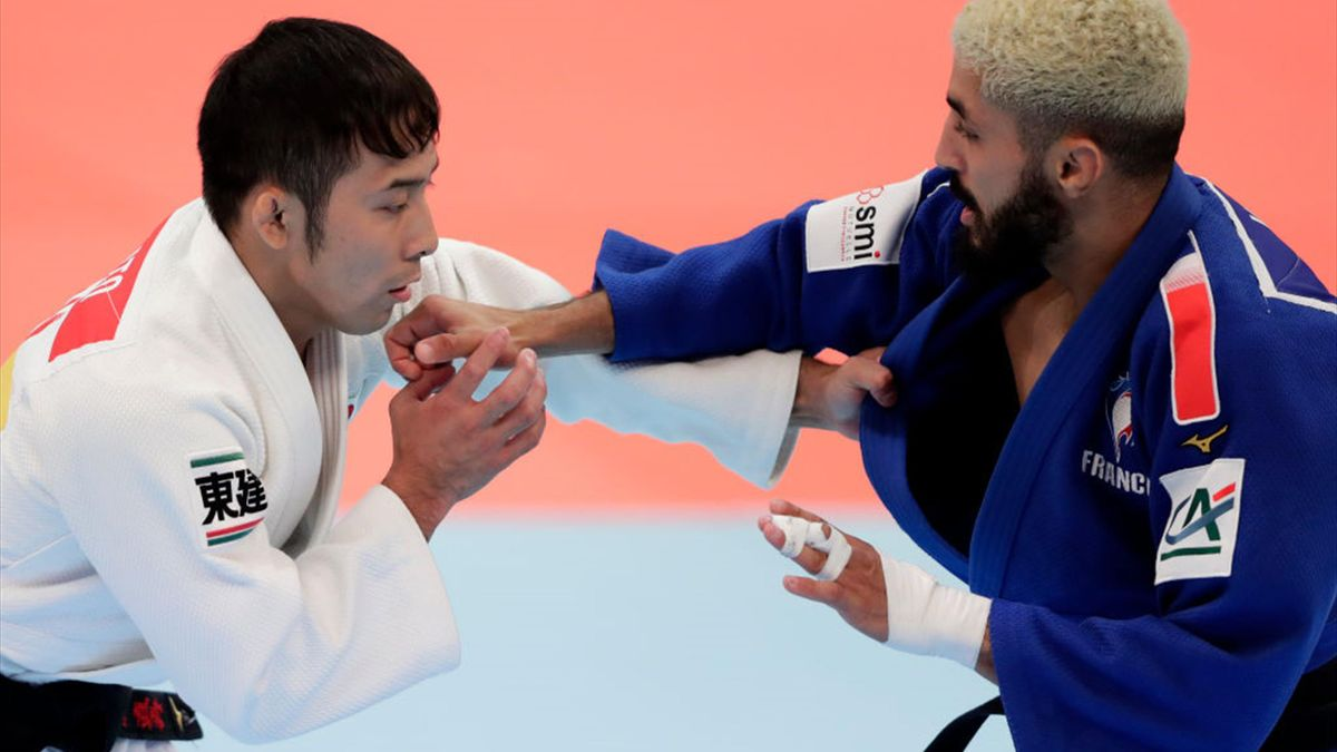Les judokas français repartent bredouilles des Masters de Quingdao