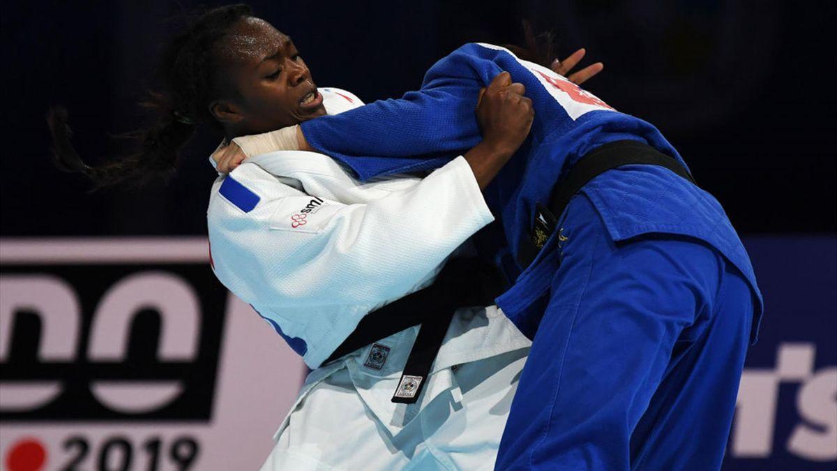 Posvite continues fine run, Nabekura surprises Agbegnenou at IJF World Judo Masters in Qingdao