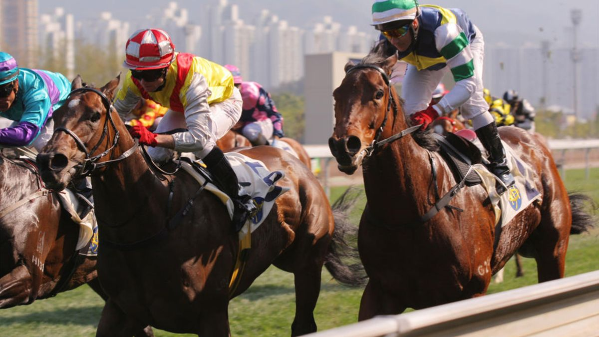 Carreras en Hong Kong: Big Party se lleva la Bauhinia Sprint Trophy
