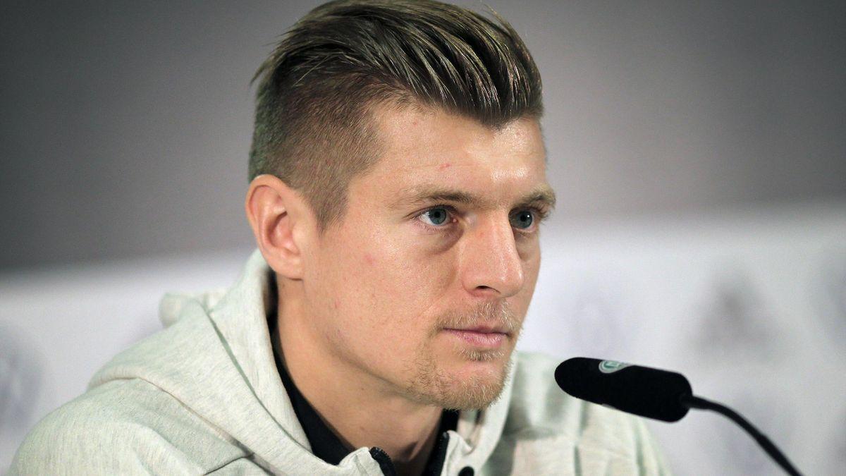"""Kroos gründete 2015 die """"Toni Kroos Stiftung"""""""