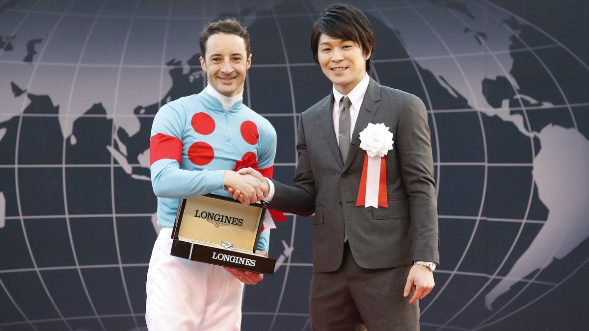 Lemaire triple Cravache d'Or au Japon et premier top cinq pour Prat aux États-Unis