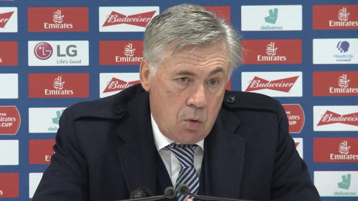 """Ancelotti enttäuscht: """"Waren nicht gut genug"""""""