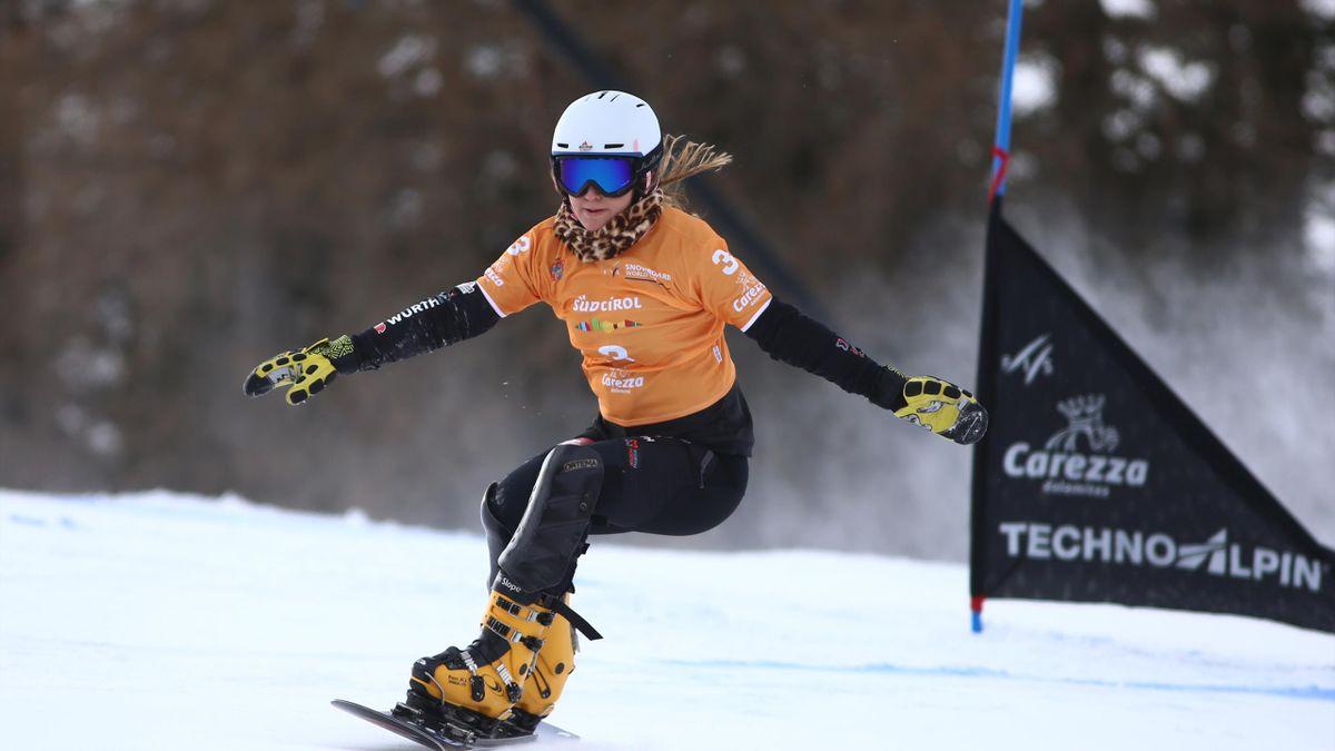 Ramona Hofmeister gewann ihren dritten Weltcup in Folge