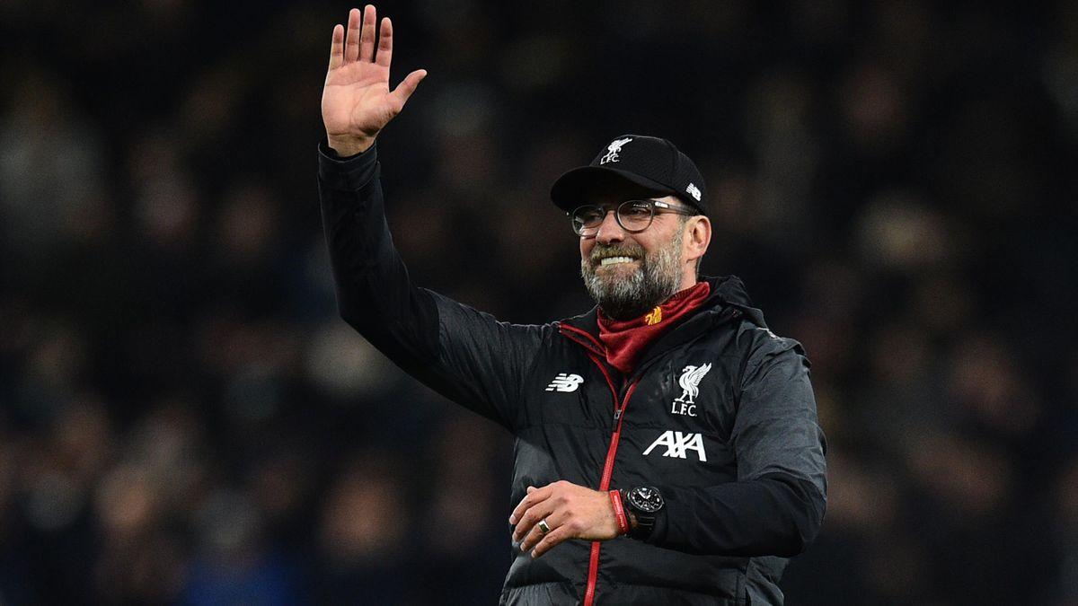 Liverpool: Rekordserie mit Klopp hält an